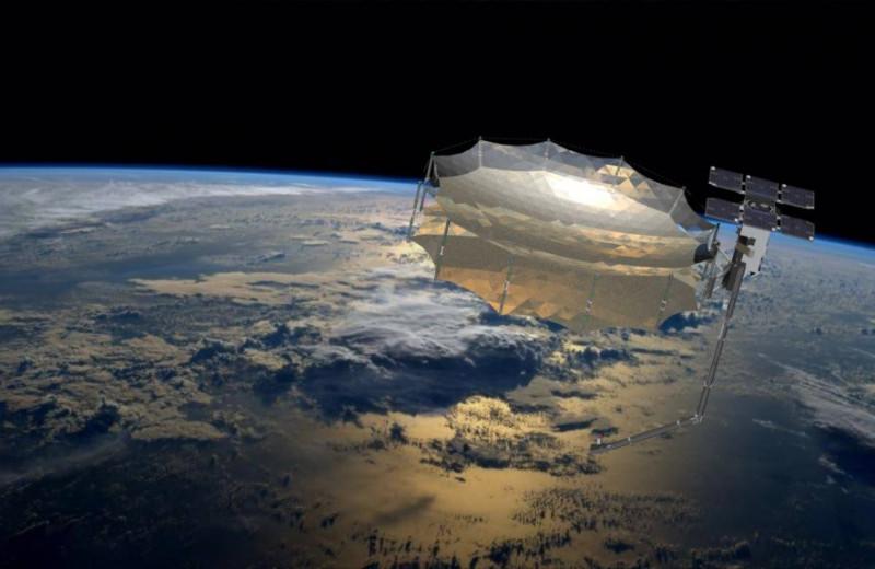 Новый американский спутник может видеть сквозь облака и даже стены зданий