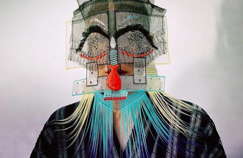 Лицо как медиум: 10 художников, которые создают маски