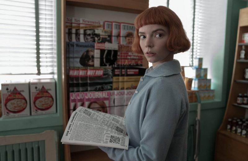 «Ход королевы»: шахматы, зависимость и никакой политики в новом сериале Netflix