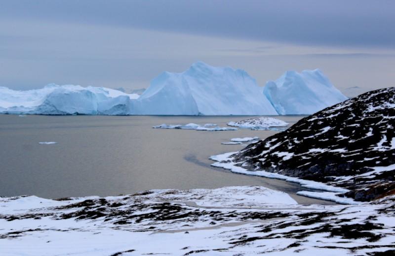 Скорость таяния Гренландского ледяного щита обогнала скорость прироста массы