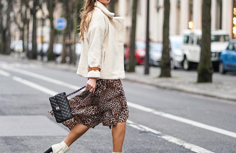 Что можно надеть с юбкой: 5 стильных образов
