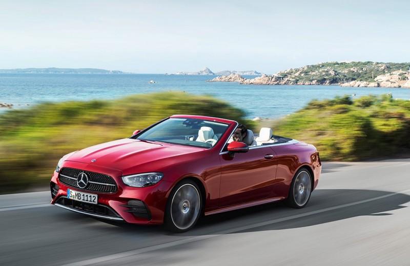 Mercedes обновил купе и кабриолет E-Class. Все подробности