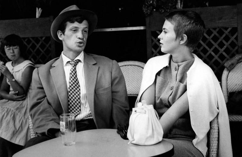 Расслабленный стиль шестидесятых в фильмах Жан-Люка Годара: 5 выдающихся образов
