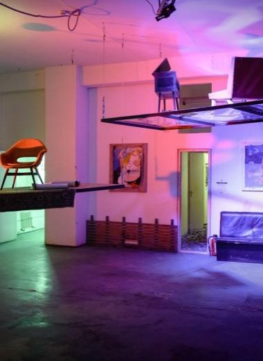 Точка невозврата: как прошла выставка ART.WHO.DARK в Москве