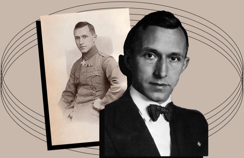Писатель, денди и офицер Эрнст Юнгер: участвовал в двух мировых войнах, объездил полмира и прожил 102 года