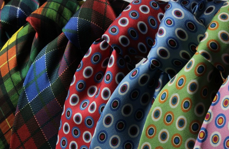 Как завязать галстук по научно выверенной методике: идеальный узел