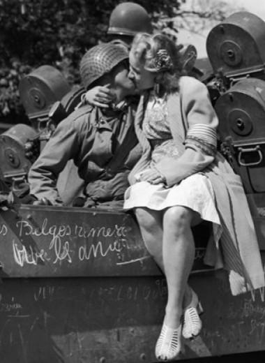 Женщина — военный трофей. Польский историк о изнасилованиях в Европе во время Второй мировой