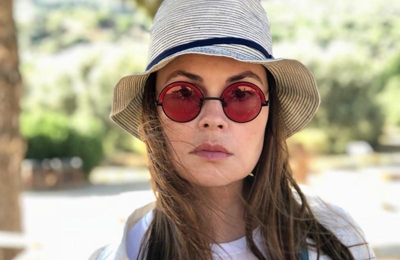Телеведущая Екатерина Андреева ведёт репортаж из Африки в Instagram