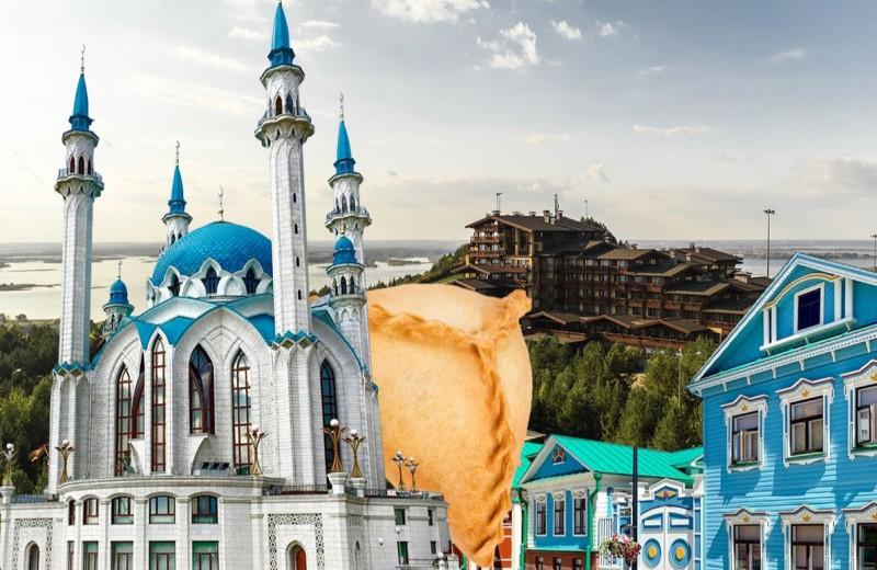 Пирамиды, гольф, эчпочмаки и спикизи-бары: что посмотреть в Казани