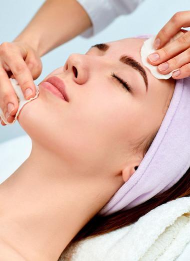 Как выбрать чистку лица под тип кожи: подробная инструкция