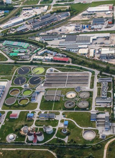 Ежегодно в мире образуется 359 млрд кубометров сточных вол. Сколько из них подвергается очистке?