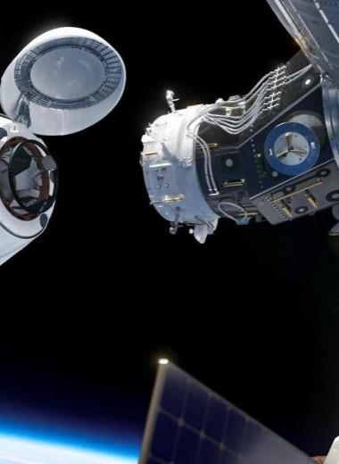 Какое будущее ждет МКС после исторического запуска SpaceX
