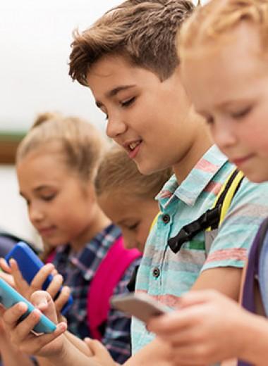 Первый смартфон для ребенка. Что предусмотреть?