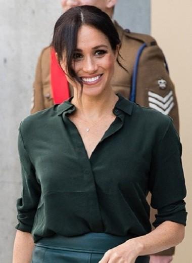 Принцесса из народа: собираем осенний гардероб как у Меган Маркл в масс-маркете