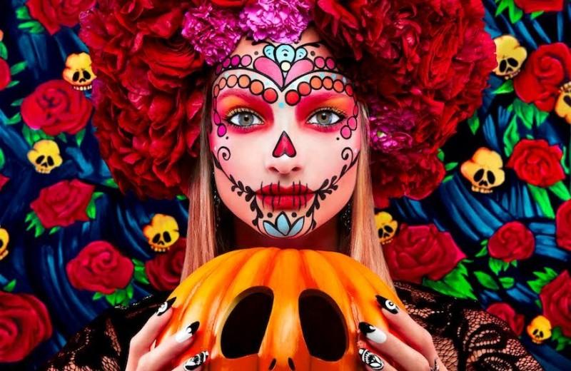 3 легких мейка для Хэллоуина, которые сделают вас звездой вечеринки