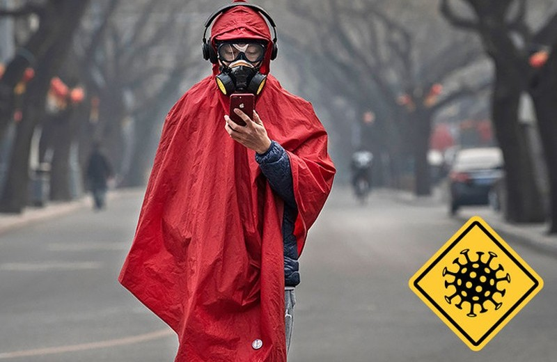 Как я живу на карантине: репортаж заложницы коронавируса из Китая