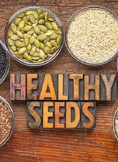 Зерна красоты: семена, которые стоит срочно добавить в рацион