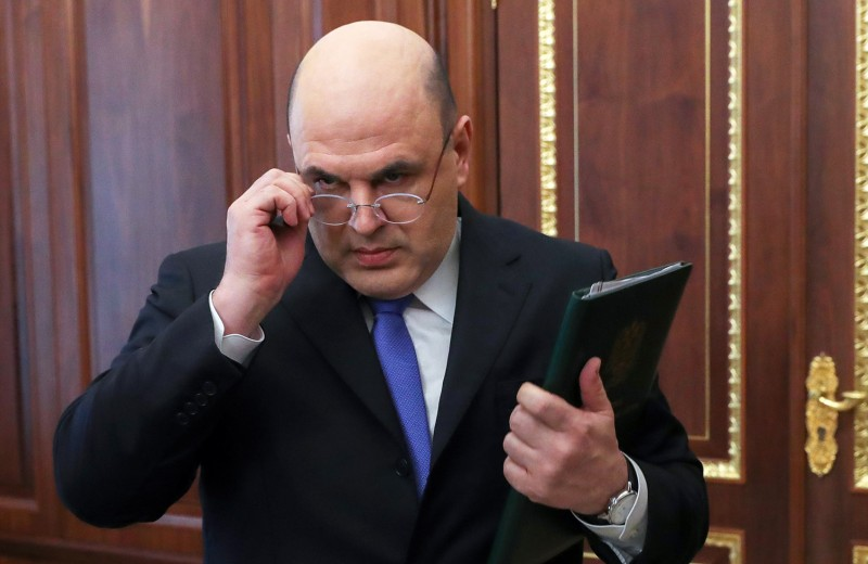 «Они продали три капучино, эспрессо и латте. Один — вам»: Мишустин показал FT, как Россия воплощает «мечту налоговика»