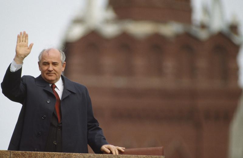 30 лет покушению на Михаила Горбачева