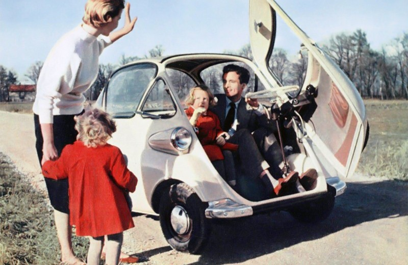 «Изетта»: итальянский карлик, который спас BMW от банкротства