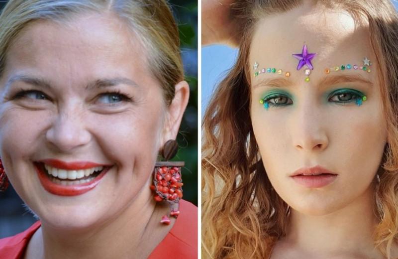 Лучшие пляжные фото звезд фильма «Родные»: Пеговой, Монеточки и других