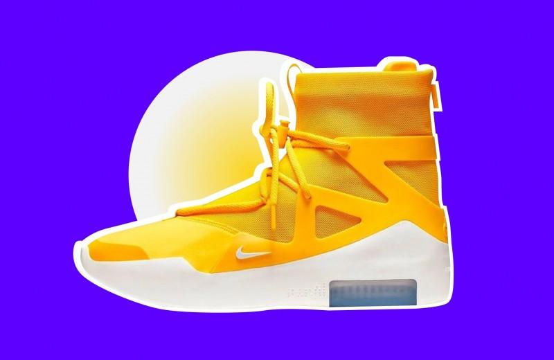 Лучшие кроссовки июля 2019
