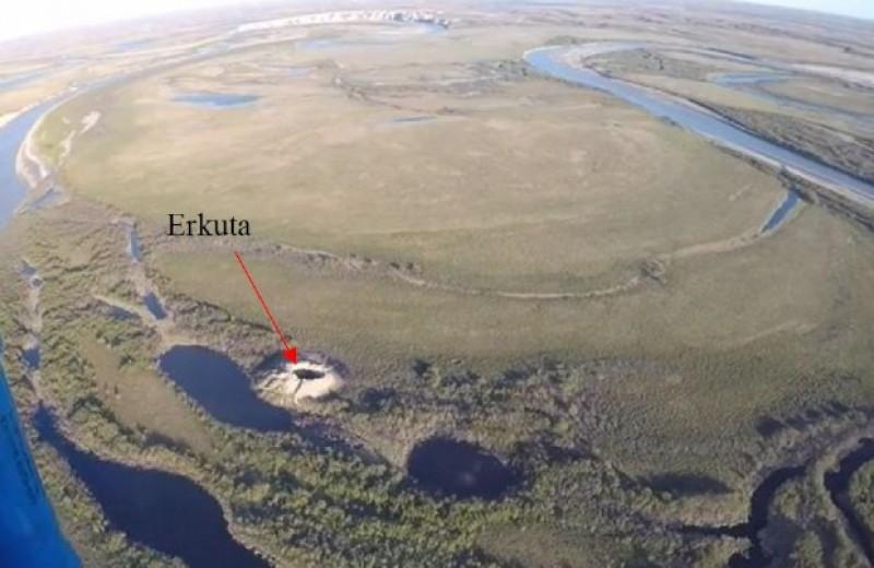 В появлении кратера на Ямале обвинили метан из тающей многолетней мерзлоты