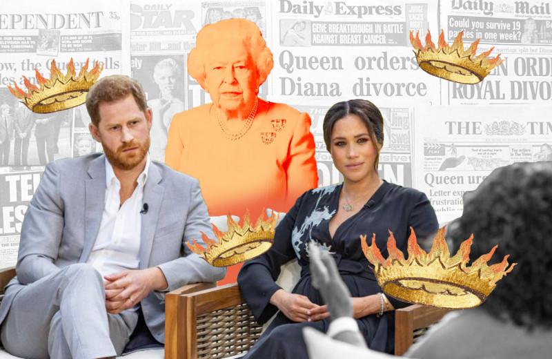 """Бунты, восстания, войны и секс-скандалы. Что пережила корона и почему британцы не перестанут петь """"Боже, храни королеву"""""""