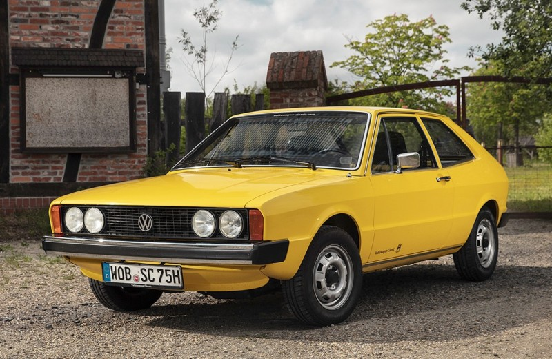 Секретные ангары Volkswagen: изучаем самые редкие модели марки