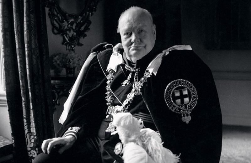 Алкогений: Уинстон Черчилль