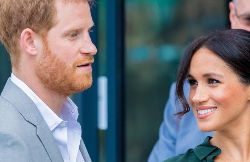 «Очаровательный и забавный принц!»: как Меган Маркл влюбилась в Гарри