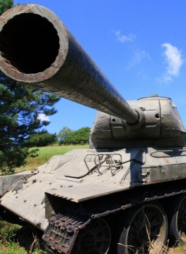 Т-34: эпохальный танк или танк-эпоха