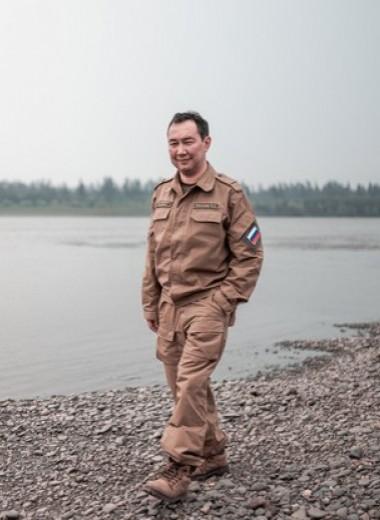 «Власть не может быть все время доброй». Интервью с губернатором Якутии Айсеном Николаевым