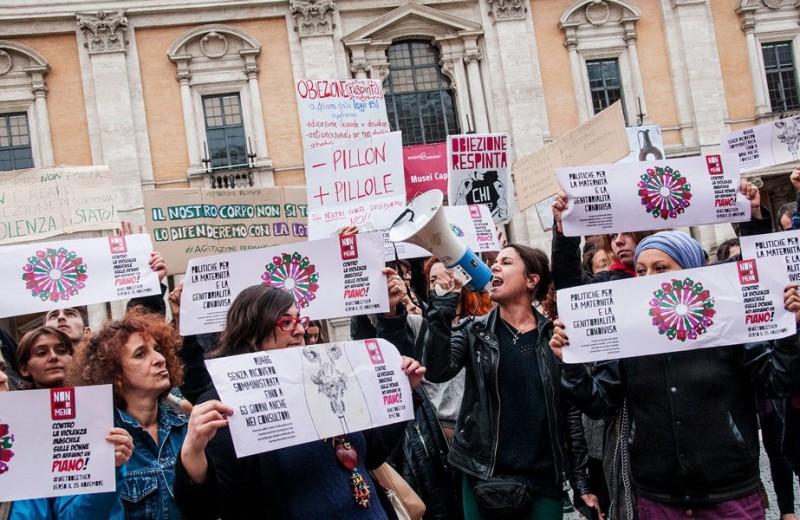 Девушки об абортах в разных странах