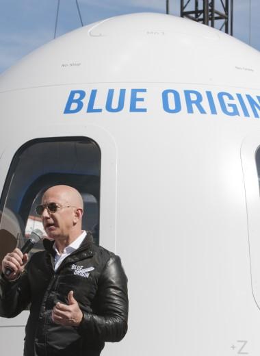 «Черепаха» Джефф Безос и «заяц» Илон Маск: кто из миллиардеров выиграет лунную гонку