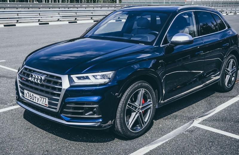 На балансе: тест Audi SQ5