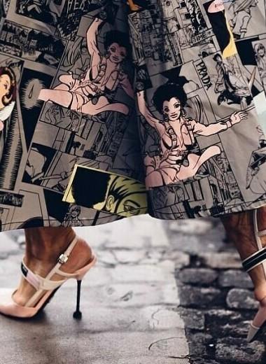Переобулись: почему модницы отказались от туфель на шпильках и куда их еще носят