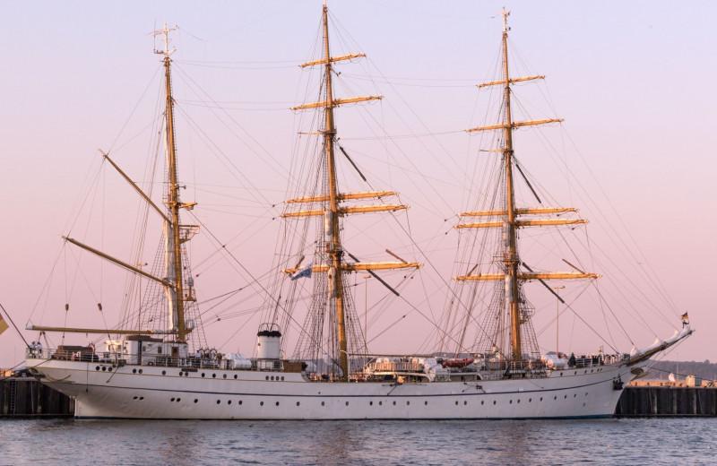 Возвращение парусного флота