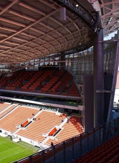 После разберутся: сколько стоит самый необычный стадион чемпионата мира — 2018