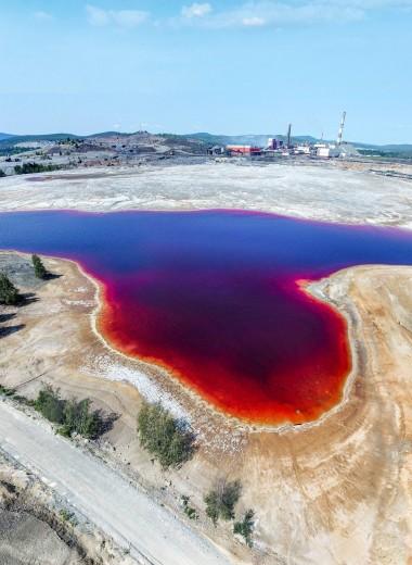 Тред: пользователь твиттера рассказал об экологической катастрофе в городе Карабаш