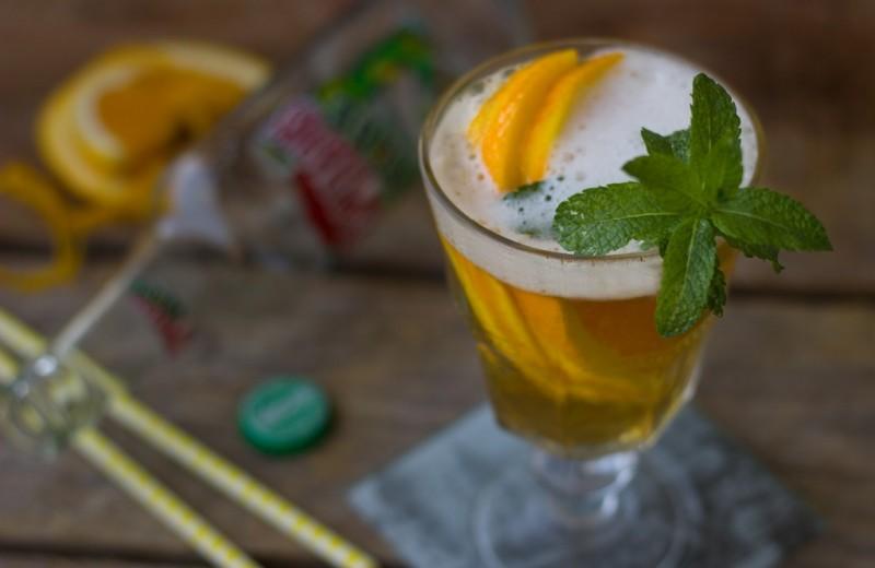 4 потрясных рецепта коктейлей с пивом (освежают и радуют)