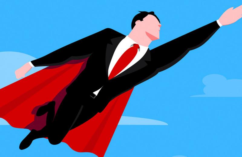 Александр Изряднов:Как бизнес использует нашу веру в героев