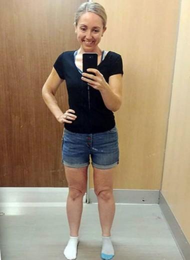 Минус 75 кило: как я начала худеть в спортзале на спор и стала адептом ЗОЖ