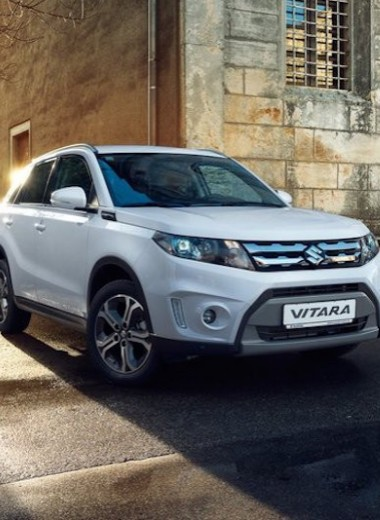 Suzuki Vitara отмечен премией «Внедорожник года-2018»