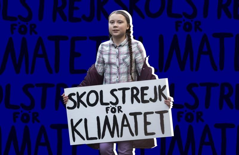 Экоактивизм вместо урока биологии: кто такая 16-летняя Грета Тунберг и за что ее номинировали на Нобелевскую премию