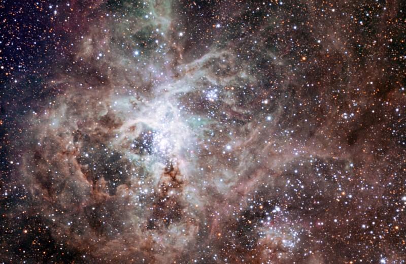 Космические рекордсмены: самые большие объекты во Вселенной
