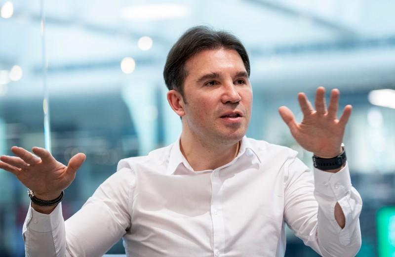 Эмиссар Грефа: Как бывший менеджер Сбербанка ищет в Долине технологии для россиян