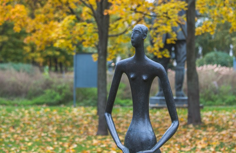 Парк скульптурного периода: кому принадлежат права на памятники в «Музеоне»