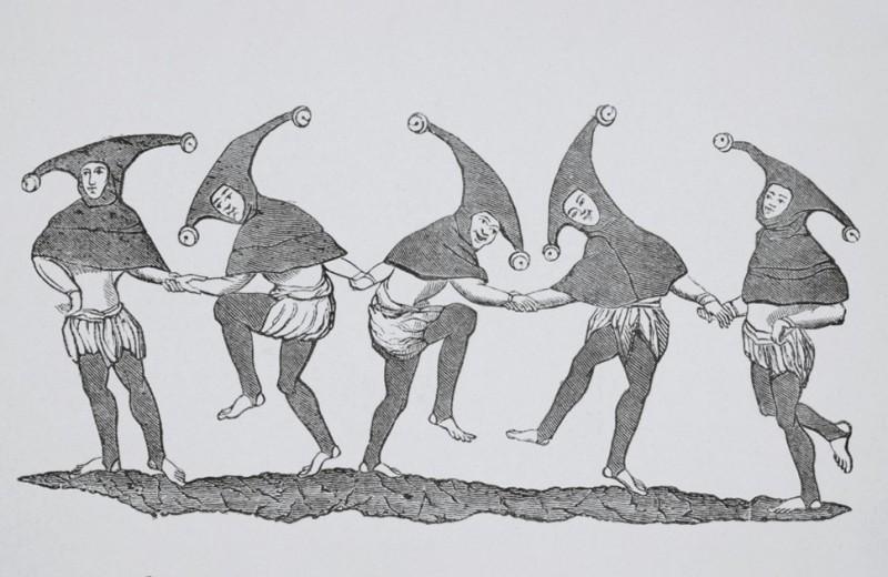 Почему так важно хотя бы иногда танцевать, как идиот