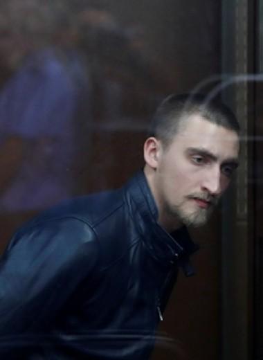 Павел Устинов получил роль Ивана Голунова
